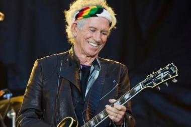 "Keith Richards: ""Ya no desayuno con heroína o alcohol"""